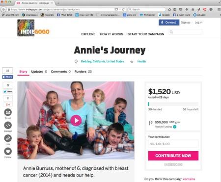 annies journey